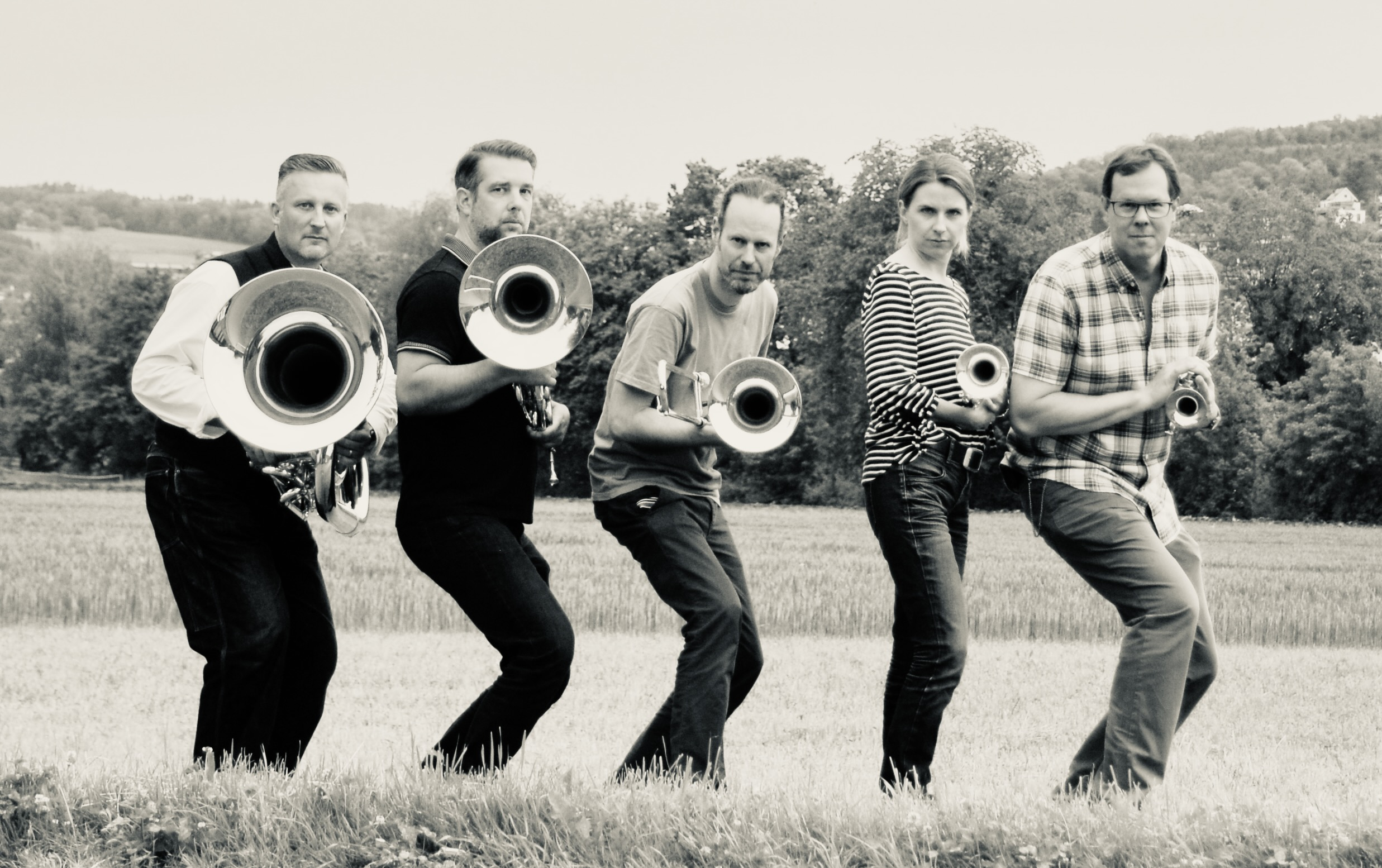 OH5 Brass Quintett Marcel Schöni